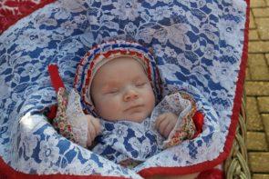 Kraomtied - Staphorst tussen geboorte en doop