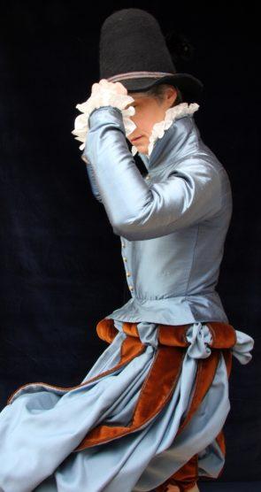 Het kledingstuk van Geeske Kruseman