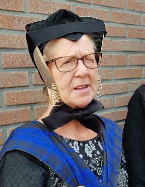 Hendrikje Hooikammer, geboren en getogen in Staphorst (video)