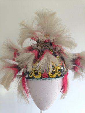 Het kledingstuk van hoedenontwerpster Jackie Habets