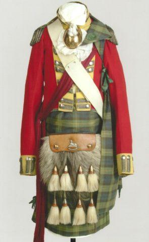 Het kledingstuk van Martin Blom