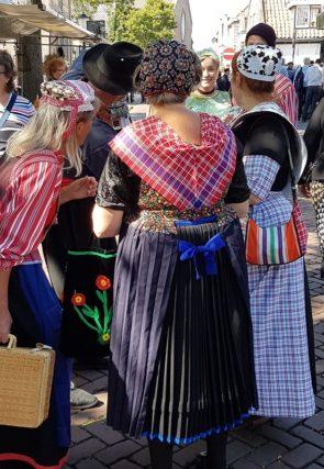 Zomerse evenementen: van folklore tot re-enactment