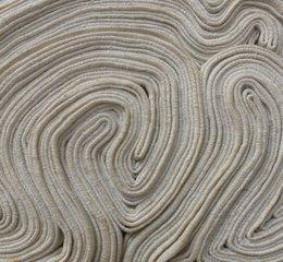 'Grafiek in linnen' - Antiek boerenlinnengoed tot kunst verheven