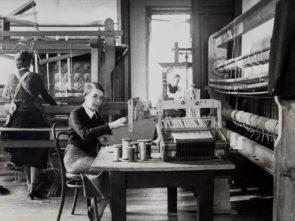 100 jaar Bauhaus en textiel
