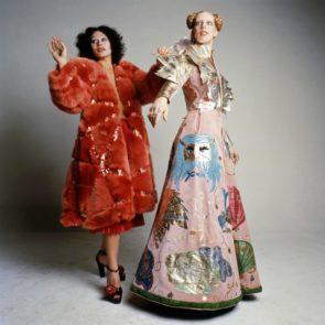 Lezing over modeontwerpster Fong Leng en Mathilde Willink