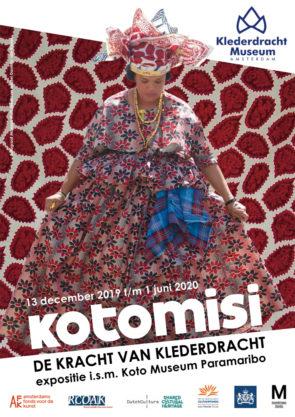 Kotomisi, de kracht van klederdracht