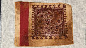 'Textiel uit Egypte' in Rijksmuseum van Oudheden