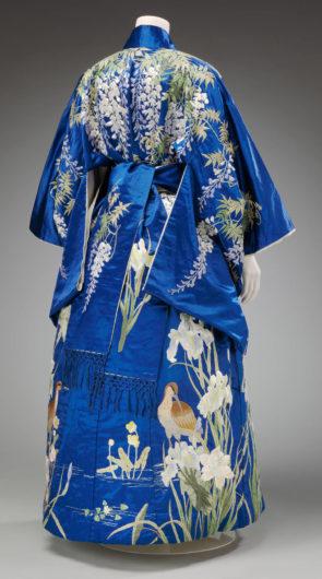 Kimono. Kyoto to Catwalk
