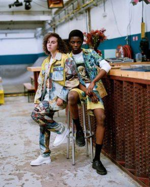 Daily Paper x Van Gogh Museum: nieuwe kledinglijn