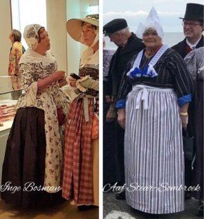 Lintjes voor Aaf Steur-Sombroek en Inge Bosman
