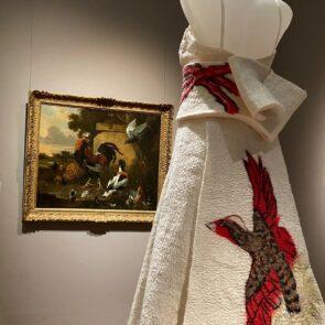 Claudy Jongstra brengt 'Inner Vitality' in Rijksmuseum Twenthe
