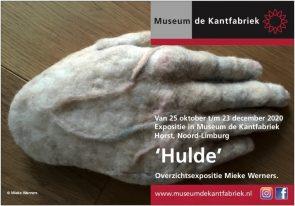 'Hulde' - expositie van Mieke Werners