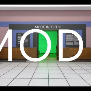 """Still uit de film """"Mode in Kleur"""""""